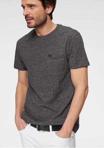 Lee® T-Shirt »ULTIMATE POCKET TEE« kaufen