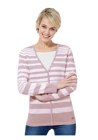 Casual Looks Pullover in 2 - in - 1 - Optik kaufen