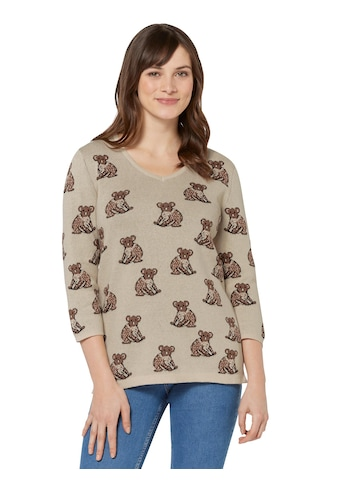 Ambria 3/4 Arm-Pullover »Pullover« kaufen