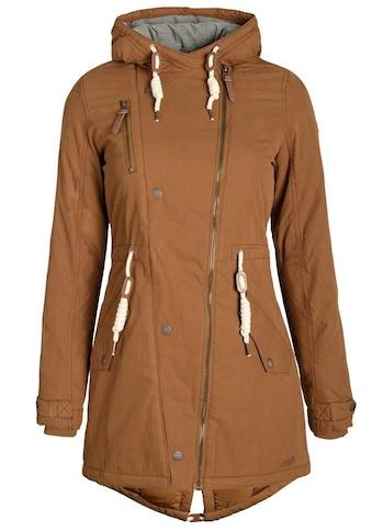 DESIRES Parka »Lew Parka«, warme Jacke mit asymmetrischem Reissverschluss kaufen