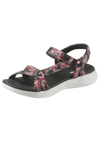 Skechers Sandale »On the Go 600  -  Fleur« kaufen