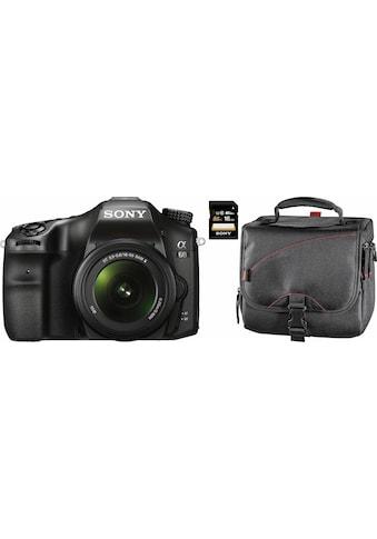 Sony Systemkamera »Alpha ILCA68K«, SAL-1855 kaufen