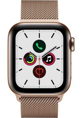 Apple Smartwatch »Apple Watch Series 5 GPS + Cellular« ( kaufen