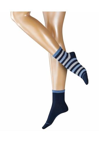 Esprit Socken Colour Stripe (1 Paar) kaufen