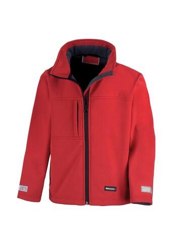 Result Softshelljacke »Kinder Unisex Softshell - Jacke, 3 - lagig« kaufen