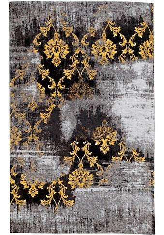 OCI DIE TEPPICHMARKE Teppich »Diana Melody«, rechteckig, 5 mm Höhe, Flachgewebe,... kaufen
