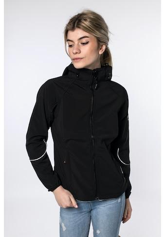 DEPROC Active Softshelljacke »NIGEL PEAK Women« kaufen
