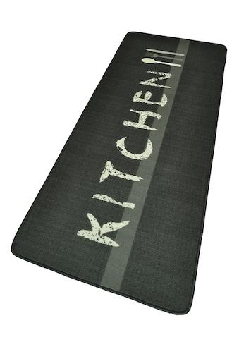 Küchenläufer, »Kitchen«, HANSE Home, rechteckig, Höhe 8 mm, maschinell getuftet kaufen