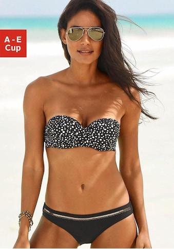 LASCANA Bandeau - Bikini - Top »Ella« kaufen