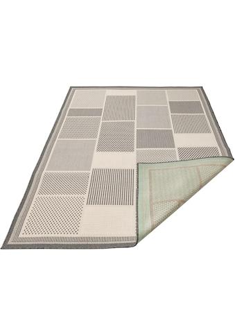 Home affaire Teppich »Tudor«, rechteckig, 5 mm Höhe, Sisal-Optik, beidseitig... kaufen