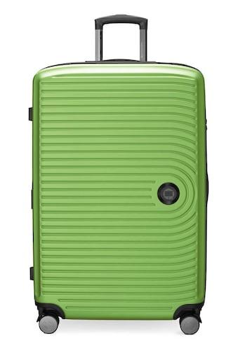 Hauptstadtkoffer Hartschalen-Trolley »Mitte, 77 cm, apfelgrün«, 4 Rollen kaufen