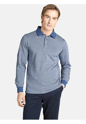 Charles Colby Langarm - Poloshirt »EARL MORGAN« kaufen