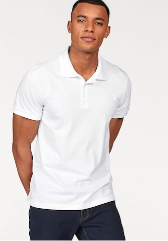 John Devin Poloshirt, mit kurzer Knopfleiste kaufen