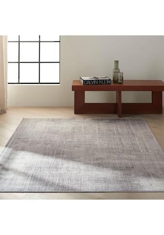 Calvin Klein Teppich »Vapor CK970«, rechteckig, 7 mm Höhe, Wohnzimmer kaufen