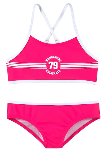 KangaROOS Bustier - Bikini »Sporty« kaufen
