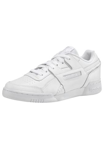 Reebok Classic Sneaker »WORKOUT LO PLUS W« kaufen