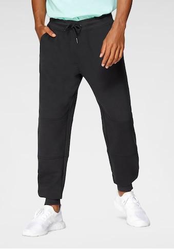 Ocean Sportswear Jogginghose »Loose Fit«, mit Reissverschluss am Beinsaum kaufen