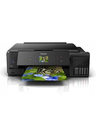 Multifunktionsdrucker, Epson, »EcoTank ET - 7750« kaufen