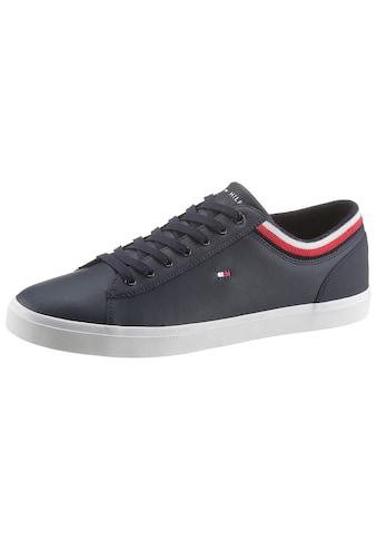 TOMMY HILFIGER Sneaker »ESSENTIAL LEATHER VULC« kaufen