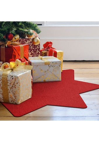 Tischdecke, »Weihnachtsbaumdecke Stern«, Wall - Art (1 - tlg.) kaufen