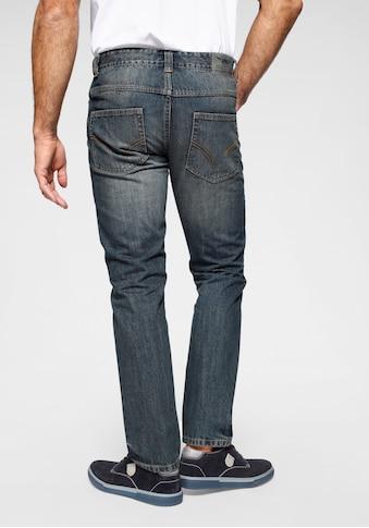 Arizona Straight - Jeans »Arizona Jeans Dirty used« kaufen