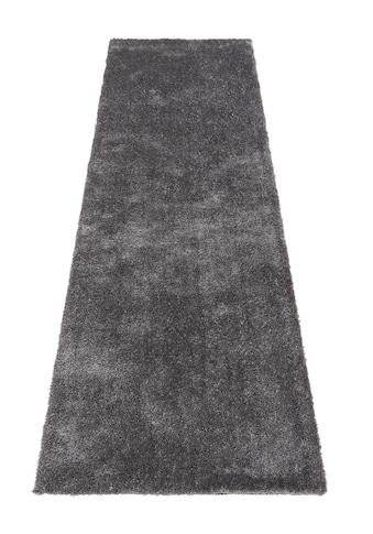 Hochflor - Läufer, »Dana«, Bruno Banani, rechteckig, Höhe 30 mm, maschinell gewebt kaufen