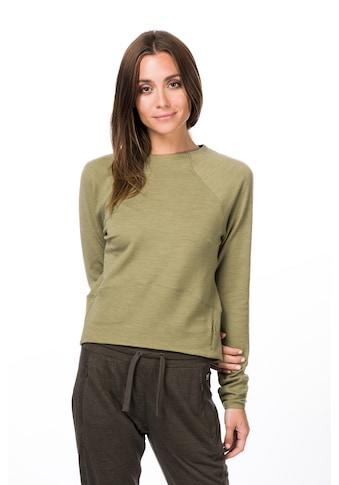 SUPER.NATURAL Sweatshirt »W SUPER CROP SWEATER« kaufen