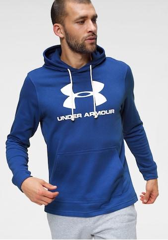 Under Armour® Kapuzensweatshirt »SPORTSTYLE TERRY LOGO HOODIE« kaufen