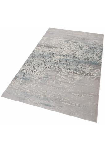 Teppich, »Danica«, merinos, rechteckig, Höhe 12 mm, maschinell gewebt kaufen