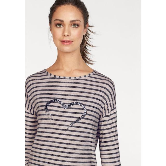 Olsen Rundhalsshirt