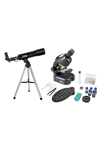 Mikroskop und Teleskop, National Geographic, »Set« kaufen
