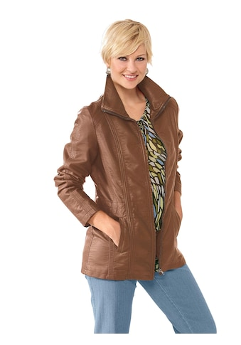 Classic Basics Jacke mit modellierenden Wiener Nähten kaufen