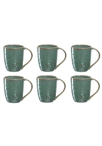 LEONARDO Cappuccinotasse »Matera 0.4«, (6 tlg.), 6 teilig kaufen
