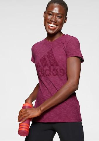 adidas Performance T - Shirt »MUST HAVES WINNERS« kaufen