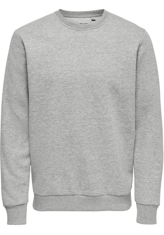ONLY & SONS Sweatshirt »CERES LIFE CREW NECK SWEATSHIRT« kaufen