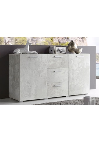 TRENDMANUFAKTUR Sideboard »Sarah«, Breite 132 cm kaufen