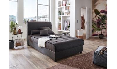 ATLANTIC home collection Boxbett, mit Bettkasten und Zierkissen, multifunktional kaufen