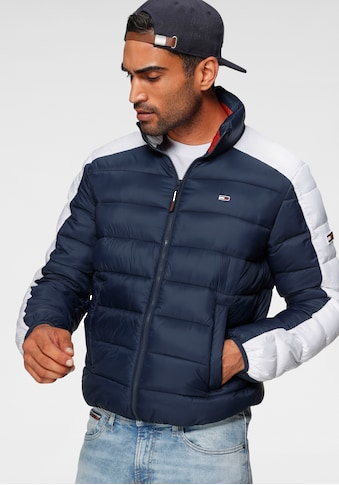 TOMMY JEANS Steppjacke »TJM COLORBLOCK JACKET« kaufen