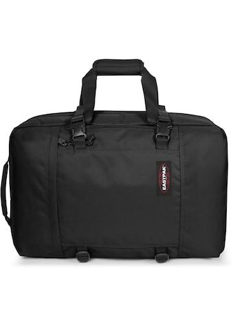 Eastpak Reisetasche »TRANZPACK, Black«, mit Rucksackfunktion, enthält recyceltes... kaufen