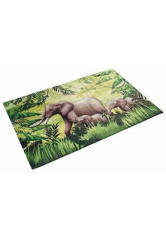 Kinderteppich, »Lovely Kids 404«, Böing Carpet, rechteckig, Höhe 6 mm, gedruckt kaufen