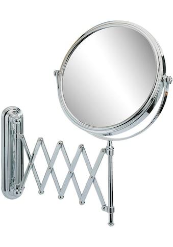 WENKO Wandspiegel »Deluxe Teleskop«, 5-fach Vergrösserung kaufen