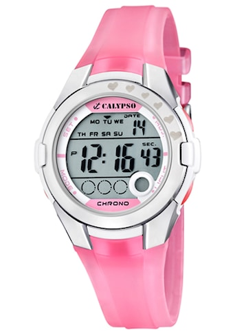 CALYPSO WATCHES Chronograph »Digital Crush, K5571/2« kaufen