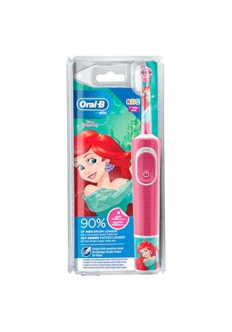 Oral B Elektrische Kinderzahnbürste Disney Princess, Aufsteckbürsten: 1 Stk. kaufen