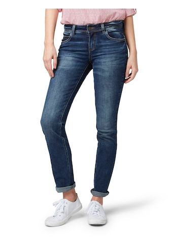 "TOM TAILOR Straight-Jeans, in gerader ""Straight"" 5-Pocket-Form kaufen"
