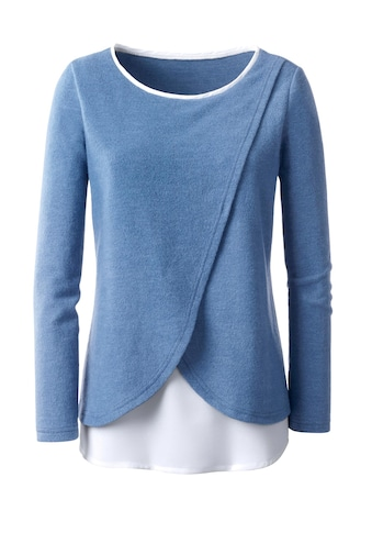 Inspirationen 2-in-1-Langarmshirt kaufen