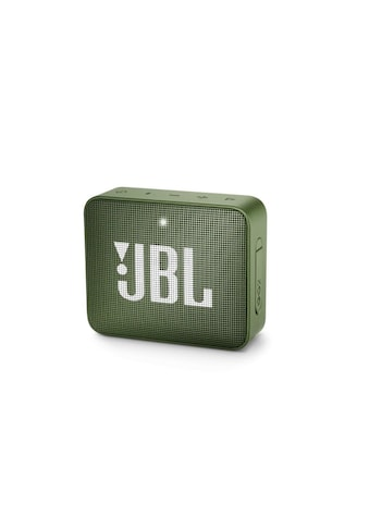 Bluetooth Speaker, JBL, »Go 2 Green« kaufen