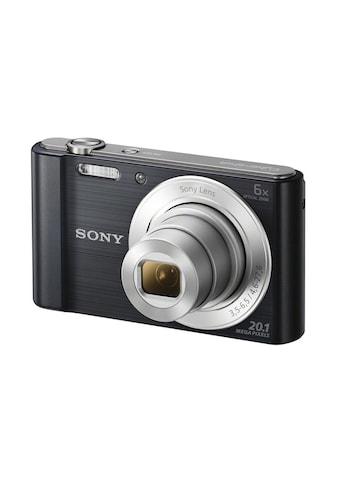 Sony Kompaktkamera »DSC-W810B Schwarz« kaufen