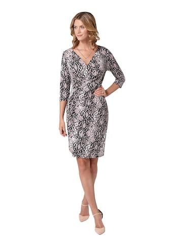 Ambria Jersey - Kleid mit trendigem Schlangen - Print kaufen