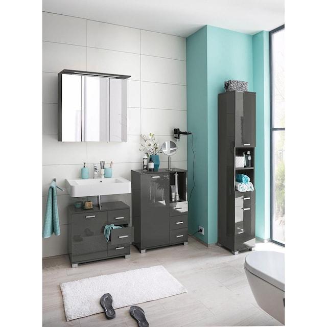 Places of Style Waschbeckenunterschrank »Rowan«