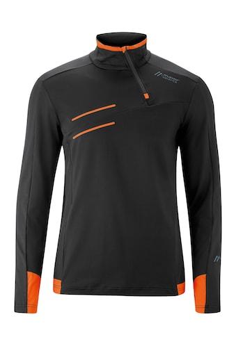 Maier Sports Langarmshirt »Neo Sweater M« kaufen